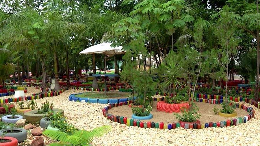 Praça Ecológica de Tocantins