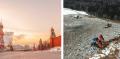 Rússia: belos cenários ou montanhas de lixo?