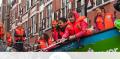 Um passeio com direito a pescaria criado por ONG e empresa holandesas estão dando o que falar